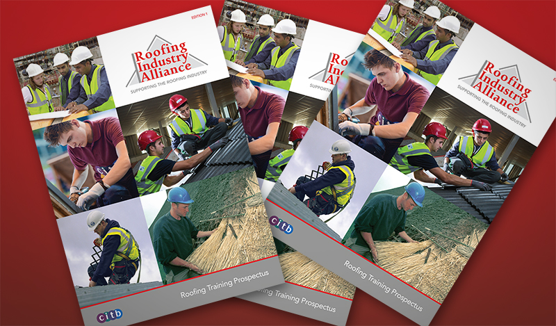 Roofing Industry Alliance Training Prospectus Benefits The